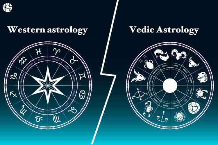 Vedic Astrology and Western Astrology